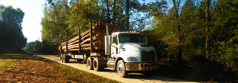 timber-hauling