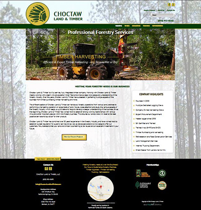 Professional Forestry Services